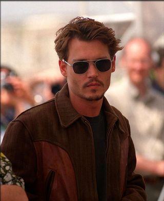 Alaric Silver l Johnny Depp